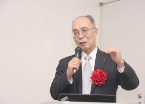 伊賀東工大前学長
