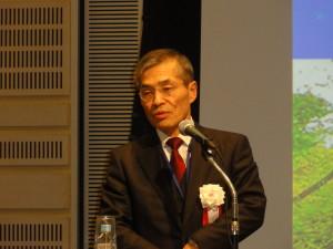 西尾章治郎 大阪大学総長