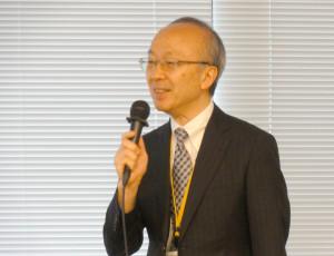 佐野雄二プログラムマネージャー