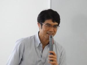 森勇介教授